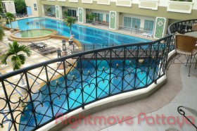 1 Bed Condo For Rent In Jomtien - The Residence
