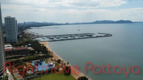 Studio Condo For Rent In Na Jomtien - Sunshine Beach Condotel