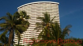 1 Bed Condo For Rent In Na Jomtien - Sunshine Beach Condotel