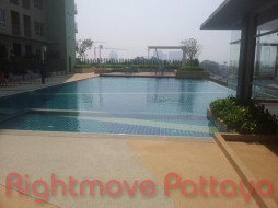 1 Bed Condo For Sale In Wongamat - Lumpini Naklua