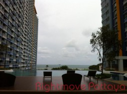 1 Bed Condo For Rent In Jomtien - Lumpini Park Beach