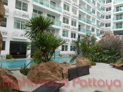 1 Bed Condo For Rent In Jomtien - Amazon Residence