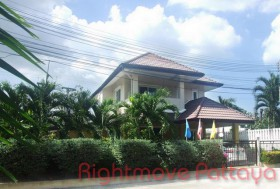 3 Bed House For Rent In East Pattaya - Pattaya Park Hill 2