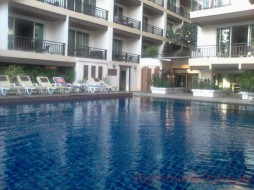 2 Beds Condo For Rent In Jomtien - Jomtien Beach Penthouses