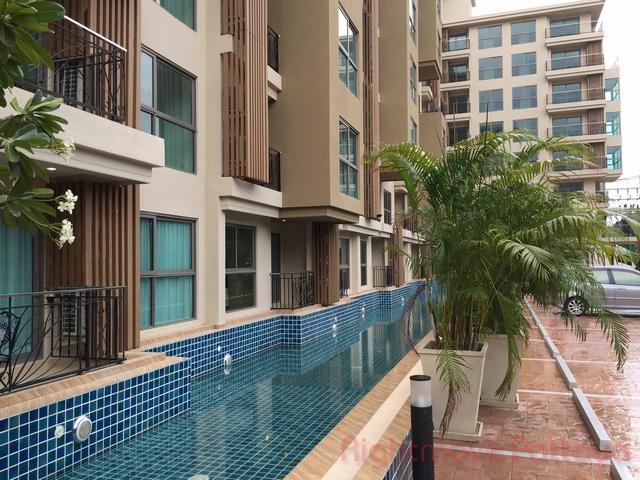 1 bedroom condo in wongamart naklua for sale city garden tropicana1699897396    te koop In Wong Amat Pattaya