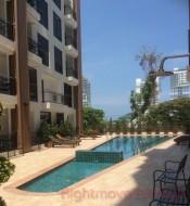 1 Bed Condo For Rent In Pratumnak - City Garden Pratumnak
