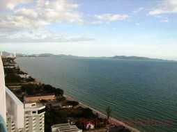2 Beds Condo For Rent In Jomtien - Metro