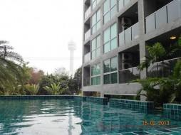 Studio Condo For Sale In Pratumnak - Park Royal 3