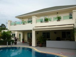 4 Bed House For Rent In East Pattaya - Greenfield Villas 4