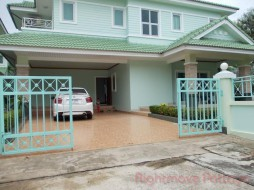 3 Bed House For Sale In Naklua - Baan Chilita 1