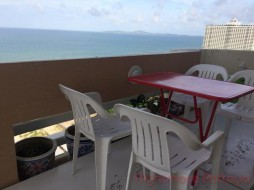 3 Beds Condo For Rent In Jomtien - Jomtien Beach Paradise