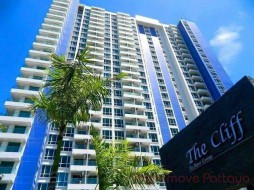 Studio Condo For Rent In Pratumnak - The Cliff