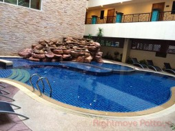 1 Bed Condo For Rent In Central Pattaya - Nova Atrium