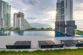 Studio Condo For Sale In Wongamat - Serenity