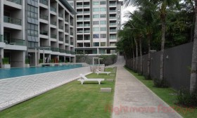 Studio Condo For Sale In Wongamat - Ananya 3 & 4