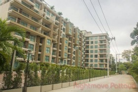 Studio Condo For Sale In Wongamat - City Garden Tropicana