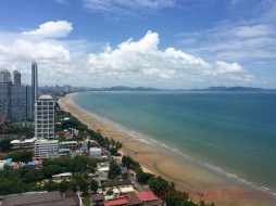1 Bed Condo For Rent In Jomtien - Cetus Beachfront
