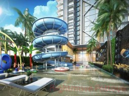Studio Condo For Sale In Pratumnak - Diamond Towers
