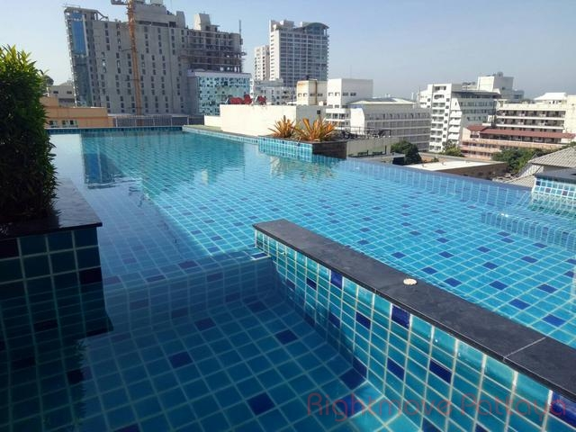 Condominiums to rent in North Pattaya Pattaya