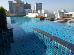 1 Bed Condo For Rent In North Pattaya - 66 Condo