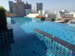 1 Bed Condo For Rent In North Pattaya - 66 Condo