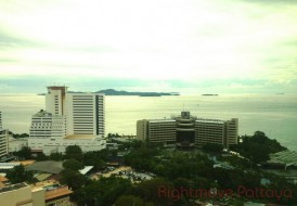 2 Beds Condo For Rent In Pratumnak - Amari Residences