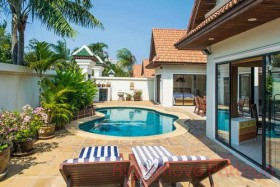 3 Beds House For Sale In Jomtien - View Talay Villas