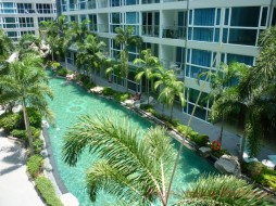 Studio Condo For Rent In Central Pattaya - Centara Avenue Residence And Suites