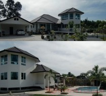 4 Bed House For Rent In Ban Amphur - Not In A Village