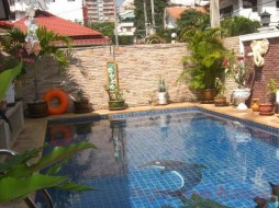3 Beds House For Rent In Jomtien - Royal Park Village