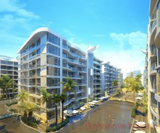 1 Bed Condo For Sale In Central Pattaya - Grand Avenue Residence