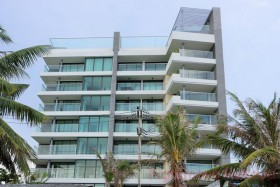 1 Bed Condo For Sale Na Jomtien - Waters Edge