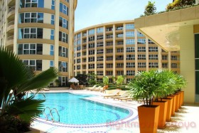 Studio Condo For Rent In Central Pattaya - City Garden