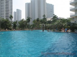 Studio Condo For Sale In Jomtien - View Talay 5 C