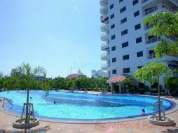 Studio Condo For Sale In Jomtien - View Talay 2 B
