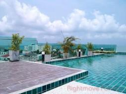 Studio Condo For Sale In Pratumnak - Laguna Bay 1
