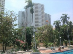 Studio Condo For Rent In Jomtien - View Talay 7