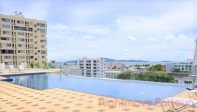 Studio Condo For Rent In Pratumnak - Nova Ocean View