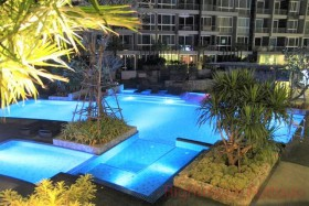 2 Bed Condo For Rent In Central Pattaya - Apus