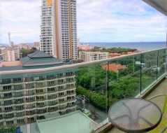 2 Beds Condo For Rent In Pratumnak - Cosy Beach View