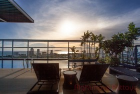1 Bed Condo For Rent In Pratumnak - Treetops