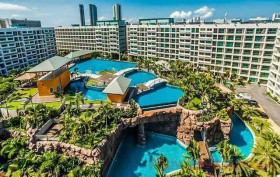 Studio Condo For Sale In Jomtien - Laguna Beach Resort 3