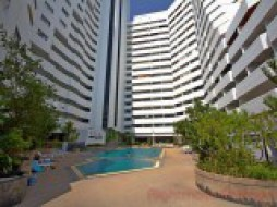 Studio Condo For Sale In Jomtien - Jomtien Beach Residence