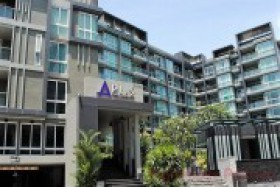 3 Bed Condo For Rent In Central Pattaya - Apus