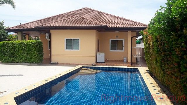 tropical village phase2 house for rent in East Pattaya