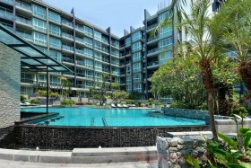 3 Bed Condo For Sale Central Pattaya - Apus