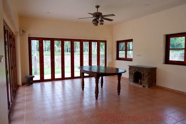 not in a village house for rent in East Pattaya
