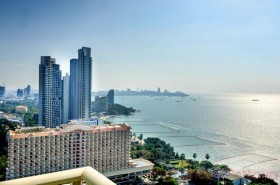 1 Bed Condo For Rent In Jomtien - Riviera