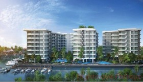 Studio Condo For Sale In Na Jomtien - Whale Marina