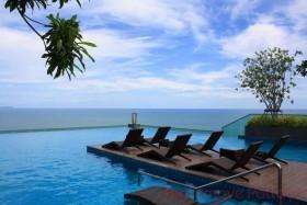 2 Bed Condo For Rent Naklua - Wongamat Tower